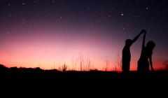 accendi stelle,blink,sustainablink,ora della terra,festa sostenibile,luisa cartei wwf